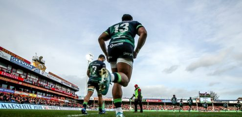 GALLERY | Gloucester 26-17 Connacht