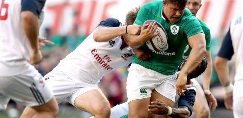 Five Connacht players included in International mid season gathering