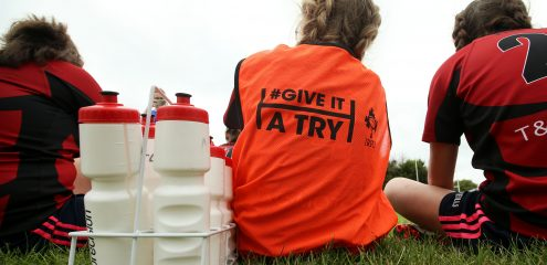 Irish Rugby's Give It A Try programme is set to expand in 2020