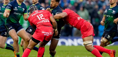 Toulouse prove too strong in Champions Cup clash