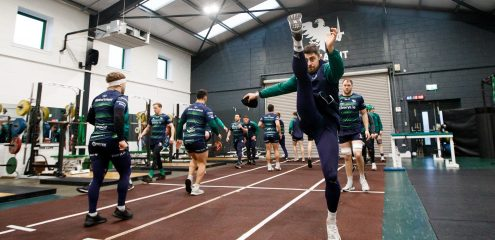 GALLERY: Connacht prepare for Champions Cup finale in Montpellier