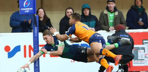 Montpellier hold off brave Connacht fight