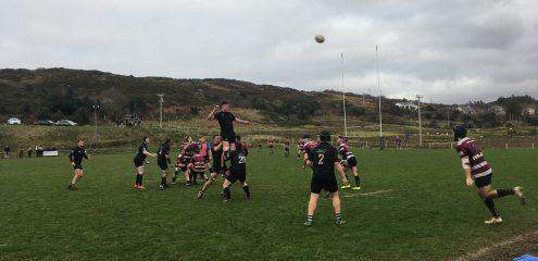 Connemara's unbeaten run goes on after Junior Cup QF win