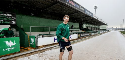 Get to Know: Niall Murray