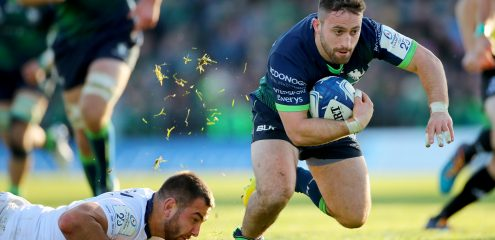 Boost for Connacht as Blade and Healy the latest to extend contracts