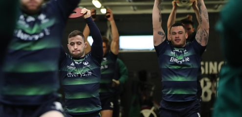 BEST PICS: Connacht prepare for latest trip to South Africa