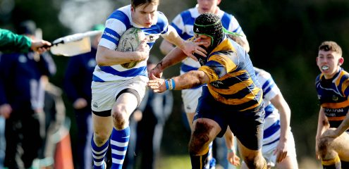 Garbally through to Top Oil Senior Schools Cup Final after big win over Marist