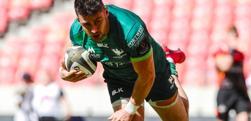14 man Connacht do enough to seal bonus point win in Port Elizabeth