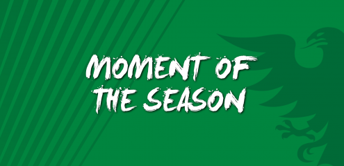 2019/20 Moment of the Season Award with Portwest Ireland & Connacht Rugby