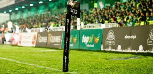 PRO14 Rugby announce suspension of current Guinness PRO14 season