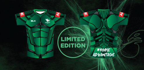 Limited-Edition Heroes jersey