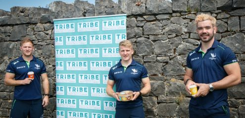 Connacht Rugby announce three-year catering partnership with Tribe Hospitality Group