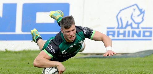 MATCH REPORT | Connacht Eagles 19-22 Munster 'A'