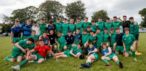 VACANCY: Connacht Age Grade Team Managers