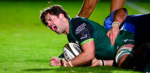Connacht Fall To Cardiff Defeat