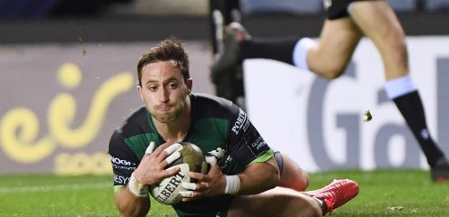 Connacht Squad Update Friday 13th November 2020