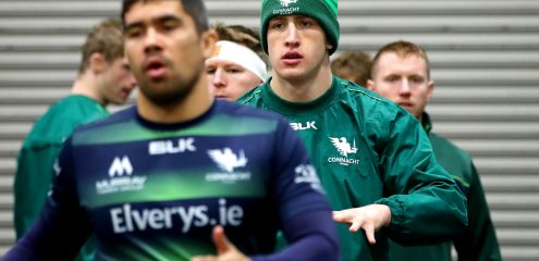 Cormac Daly joins Connacht on short-term deal