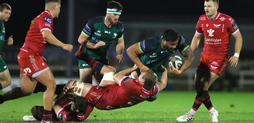 Connacht Fall To Scarlets Defeat