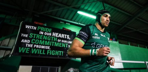 Dillane set for 100th cap and O'Brien makes long awaited return in Zebre clash
