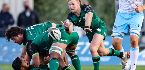 Sword Security to become Official Security Partner of Connacht Rugby
