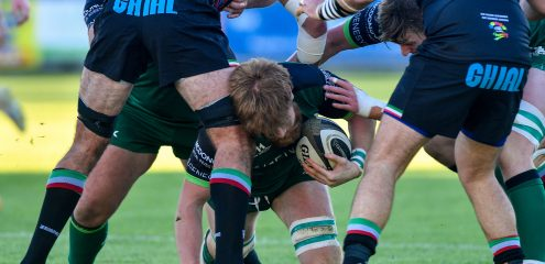 Seven Try Connacht Wrap Up Zebre Win