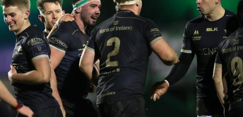 Connacht Record Resounding Win Over Benetton