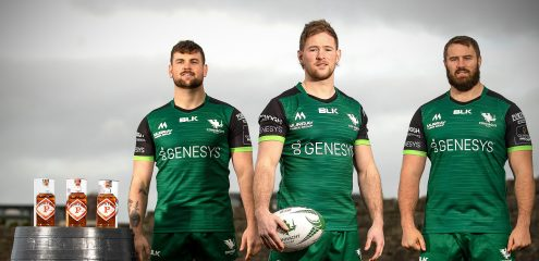 Powers Irish Whiskey Extends Partnership with Connacht Rugby
