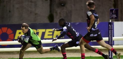Connacht Fall To Narrow Bristol Bears Loss