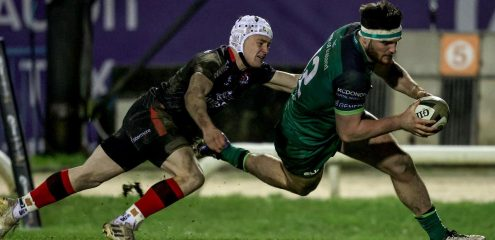Connacht Fall To Ulster Interprovincial Defeat