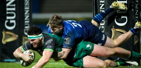 Comprehensive Connacht Secure Bonus Point Win Away To Leinster