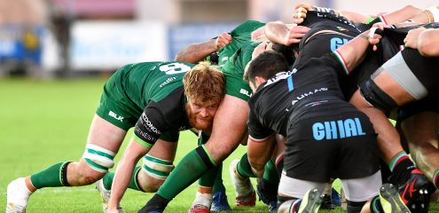 Bealham, Dillane, O'Brien & O'Donnell come into Connacht team for Munster interpro