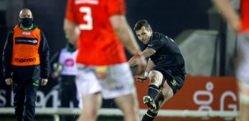 Connacht Narrowly Defeated By Munster