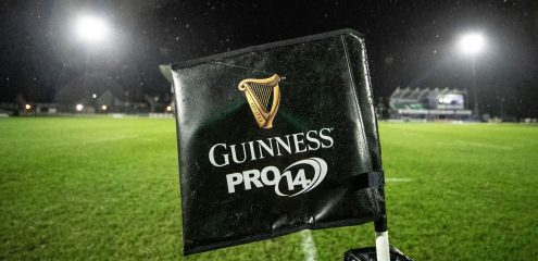 Connacht v Ospreys brought forward to Sunday 24th January