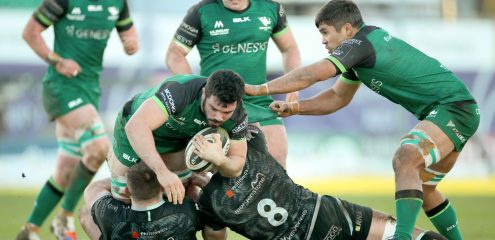 Connacht Fall To Ospreys Defeat In Physical Sportsground Encounter