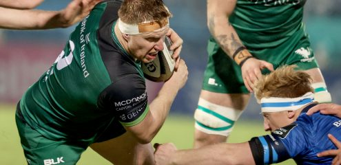 PREVIEW: Connacht V Dragons