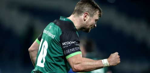Bealham and Carty to hit 150 caps and Dowling set for debut in Dragons trip