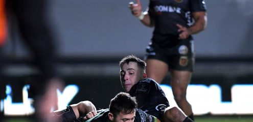 Connacht Slay Dragons Away In Wales In Bonus Point PRO14 Win