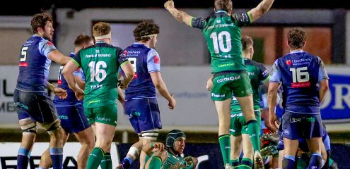 Connacht Make It Consecutive PRO14 Wins With Cardiff Victory