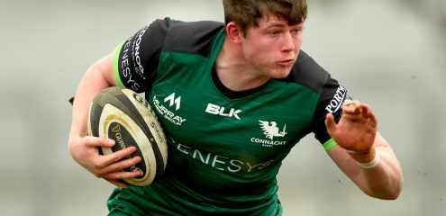 LIVE STREAM | Connacht Eagles vs Munster A – 06/03/21
