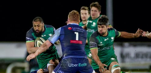 Aki returns and Dowling handed first start as Connacht look to make it three straight wins in Benetton trip