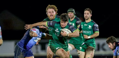 Connacht squad named for pivotal Guinness PRO14 interpro with Munster