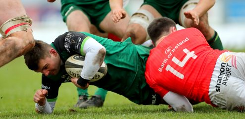 Strong Eagles team named for Munster 'A' friendly at Sportsground