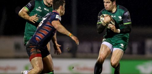 Connacht Fall To Late Edinburgh Defeat