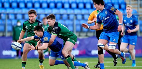 WATCH LIVE: Connacht Eagles v Leinster A
