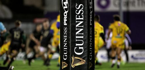 Dual Tournament Approach To Guinness PRO14 Rainbow Cup
