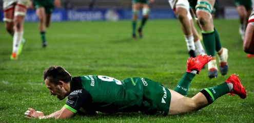 Courageous Connacht Open Up Rainbow Cup Campaign With Ulster Win