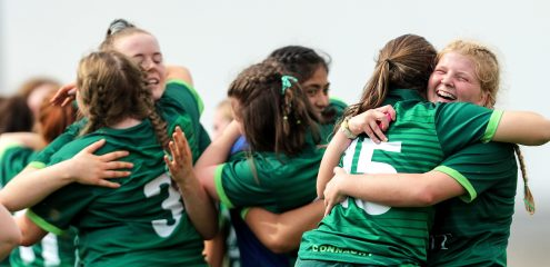 Connacht Rugby Announce Women's U18's and Senior Women's Coaching Management Team