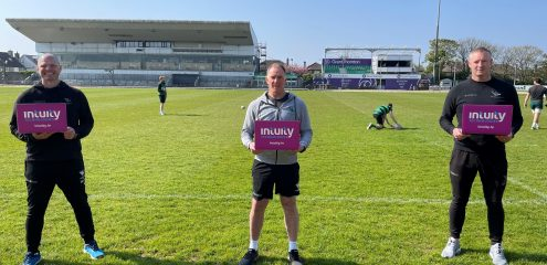 Connacht Rugby extend their connection with IT Systems and Security Partners, Intuity Technologies