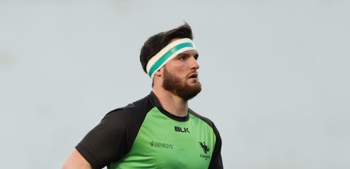 Tom Daly to captain Connacht in Rainbow Cup interpro with Munster