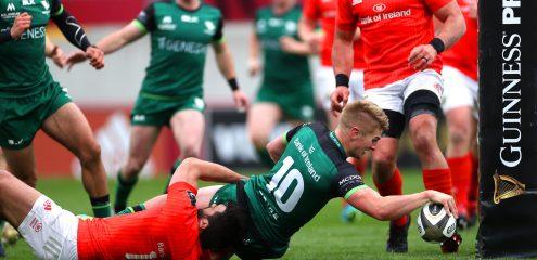 Brilliant Connacht Defeat Munster In Bruising Thomond Park Rainbow Cup Interpro